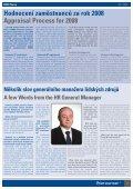 Firemní zpravodaj (ke stažení v pdf) číslo 14/Duben 2009 - Page 3