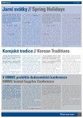 Firemní zpravodaj (ke stažení v pdf) číslo 14/Duben 2009 - Page 7