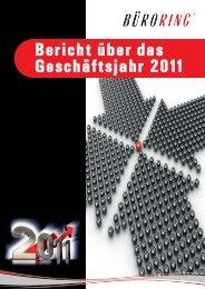 Büroring Geschäftsbericht 2011 - BMC-Marketing