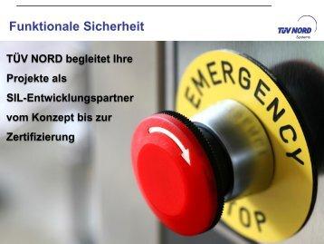 Funktionale Sicherheit - TÜV Nord