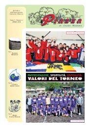 Anno 7 - Numero 4 APRILE 2010 L'ACQUA: Periodico ... - La Piazza