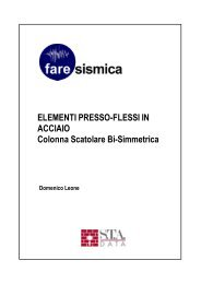 ELEMENTI PRESSO-FLESSI IN ACCIAIO - S.T.A. Data S.r.l.