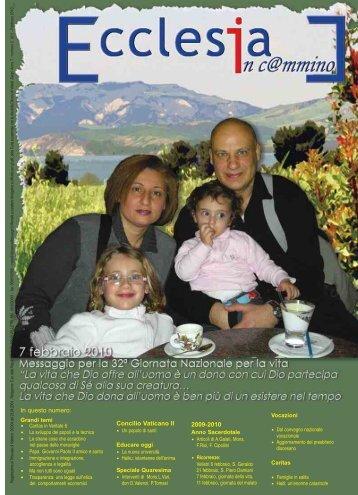 In questo numero: Concilio Vaticano II 2009-2010 - Diocesi ...