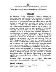 Manejo orgánico del cultivo de mora - Repositorio de la Universidad ...
