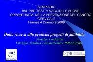 Presentazione di PowerPoint - Centro per lo Studio e la ...