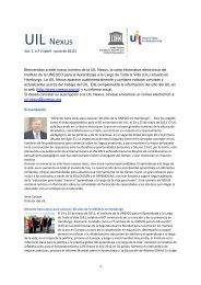 Vol.7 No.2 agosto 2012.pdf - UNESCO Institute for Lifelong Learning