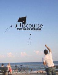 Discourse Issue 13 - Drachen Foundation