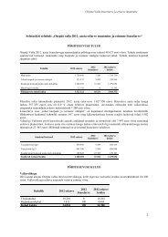 Lisaeelarve 2012 seletuskiri
