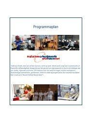 Programmaplan - Regionaal Platform Arbeidsmarktbeleid Noord ...