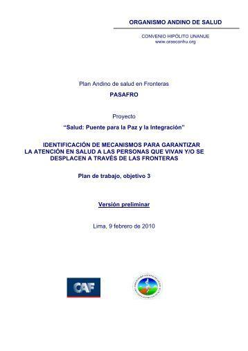 Descargar documento - Organismo Andino de Salud