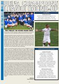 Issue Six – 17th July 2012 - WORLD FOOTBALL WEEKLY - Page 6