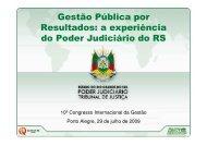 Gestão Pública por Resultados - Movimento Brasil Competitivo