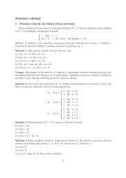 Schemat rekursji - Wydział Matematyki i Informatyki