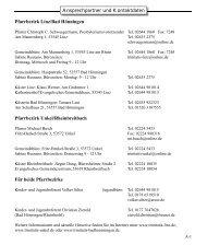 Pfarrbezirk Linz/Bad Hönningen Pfarrbezirk Unkel/Rheinbreitbach ...