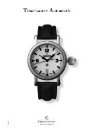 Timemaster Automatic - Abt