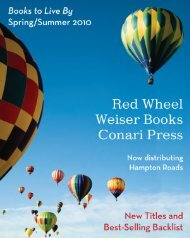 Spring/Summer 2010 - Red Wheel/Weiser