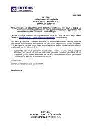 104-Çalışma ve Sosyal Güvenlik Bakanlığı Tarafından İşyerlerinde ...