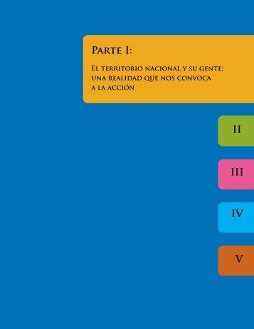Parte I: IV III II V - Growing Inclusive Markets