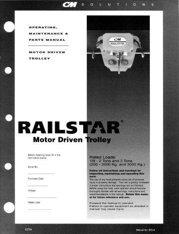 Railstar - CM do Brasil