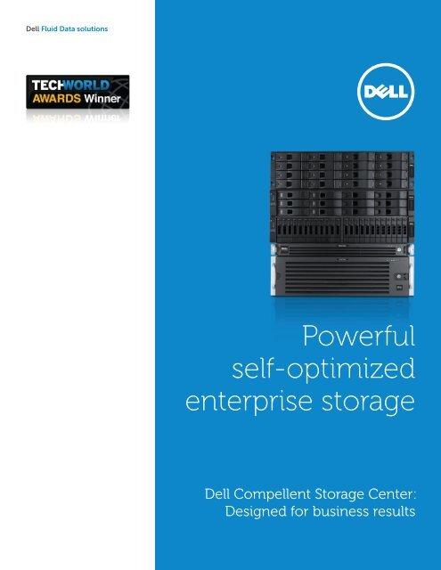 Dell Compellent Family Brochure - En Pointe Technologies
