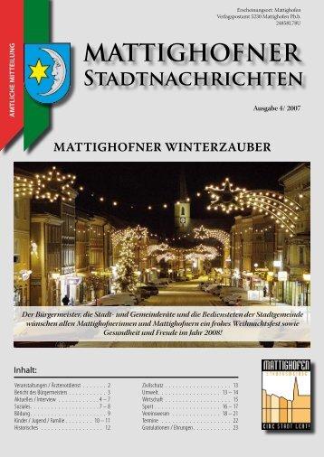 Stadtnachrichten 04/07 (0 bytes) - Mattighofen