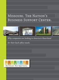 Business Facilities - Missouri Partnership