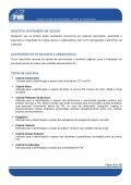 Manual de Procedimentos Projeto de Acesso - Page 3