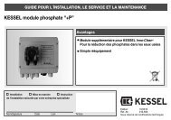 KESSEL module phosphate