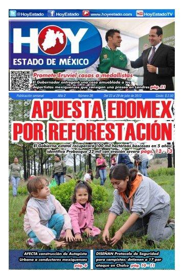 Promete Eruviel casas a medallistas - HOY Estado de México