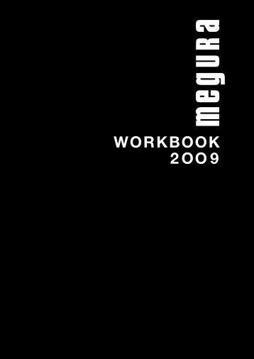 Workbook 2009 - Megura AG Werbeagentur