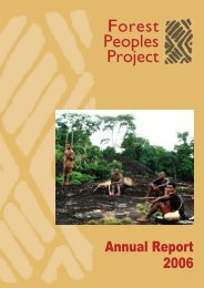 English - Forest Peoples Programme