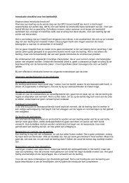 Introductie checklist voor het leerbedrijf. Waarom deze ... - VOC