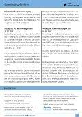 Das offizielle Monatsmagazin für Beinwil am See - Seite 3