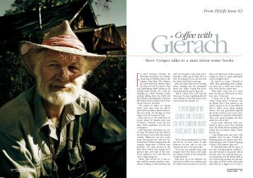 coffee with gierach
