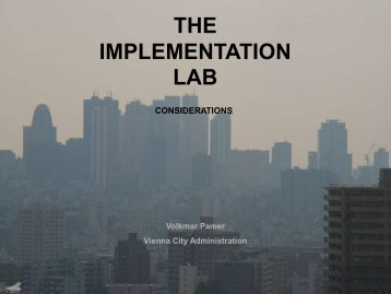 THE IMPLEMENTATION LAB