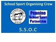 How we set up a School Sport Organising Crew (pdf) - School Games