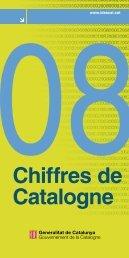 Idescat. Chiffres de Catalogne. 2008