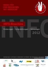 Info-broschüre - Club Mobil