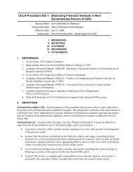 Print - UCLA Admin Policies & Procedures