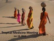 Global Health Update