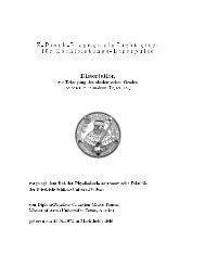 Dissertation - physik2.uni-jena.de
