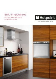 Built-In Appliances - Top Class Carpentry