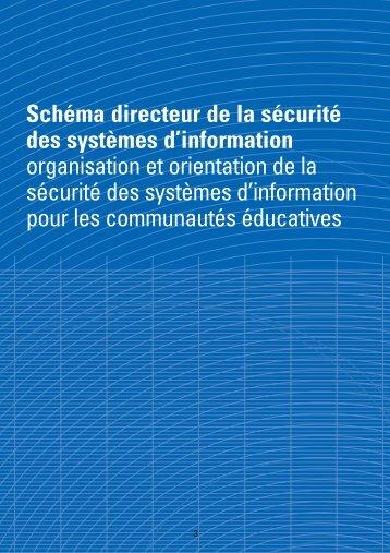 Schéma directeur de la sécurité des systèmes d ... - Adress'RLR