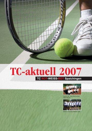 tc-aktuell 2007 korr.qxp - TC Spaichingen