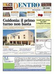 Dentro Magazine n. 22 - Giugno 2009 - La Voce del Nord Est Romano