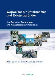 AZ Anlauf-, Beratungs- und Servicestellen von A – Z - WFG Herne