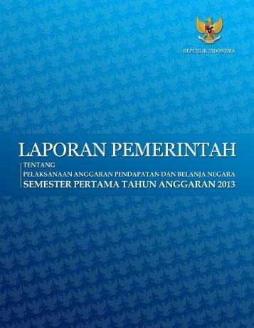 Halaman - Direktorat Jenderal Anggaran Kementerian Keuangan RI