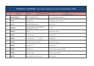 Elenco siti - Aggiornato a giugno 2013 - Regione Lazio