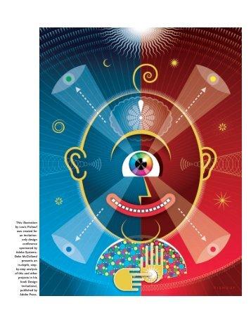 Illustrated Versions - Graphic Exchange magazine