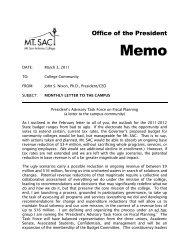March - Mt. SAC - Campus News